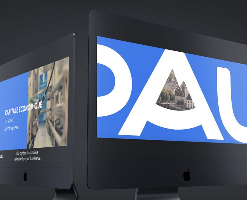 Ville de Pau - vidéo