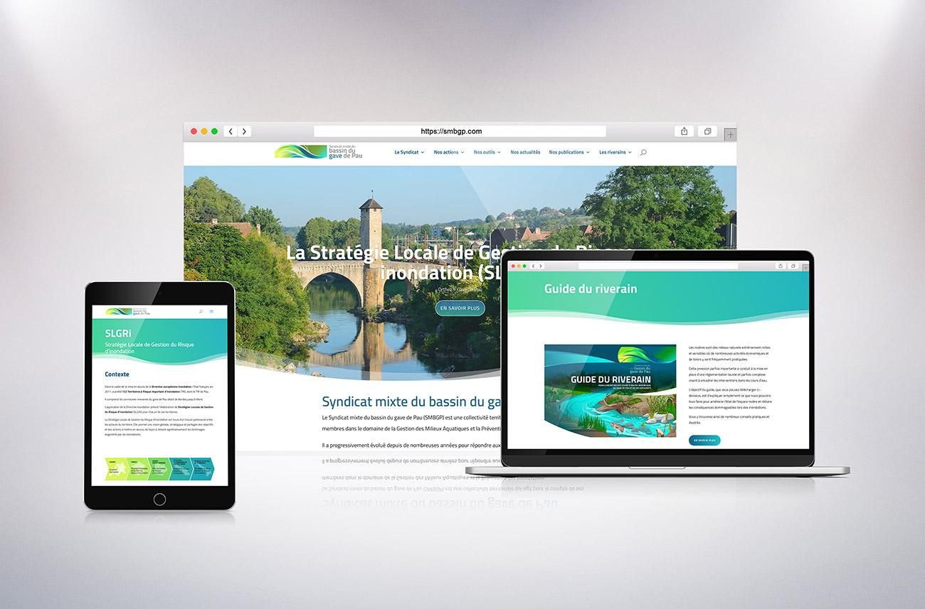 Création site Internet - SMBGP