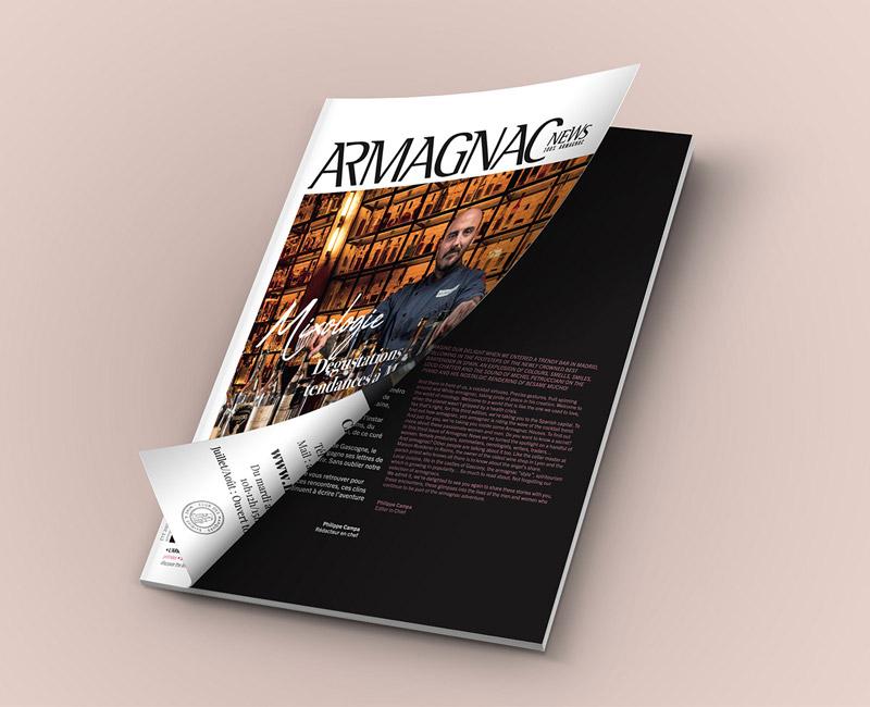 Armagnac News magazine