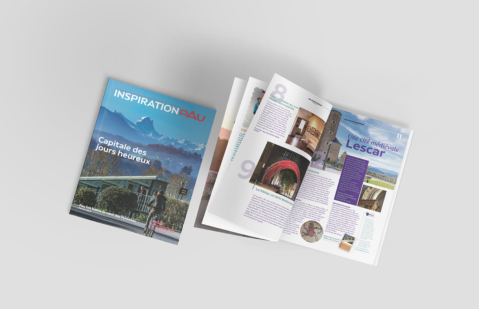 Magazine Inspiration Pau