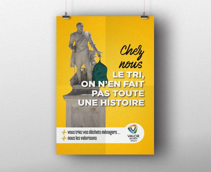 Valor Béarn - campagne communication